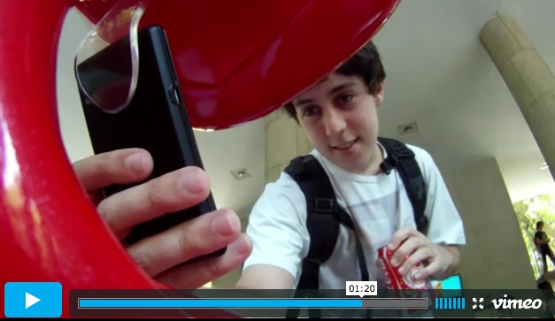 Coke appeals to Brazilian teen demographic with free mobile credit